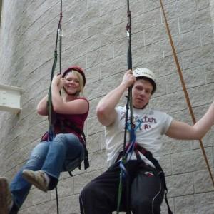 Climbing Program at P.S.D.S.